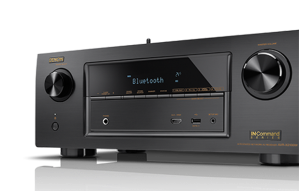 The Denon AVR-X2100w